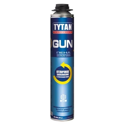 Пена монтажная профессиональная Tytan Professional Gun / Титан Профессионал
