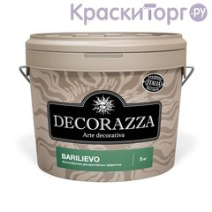 Декоративная штукатурка с многообразием эффектов Decorazza Barilievo / Декорацца Барильево