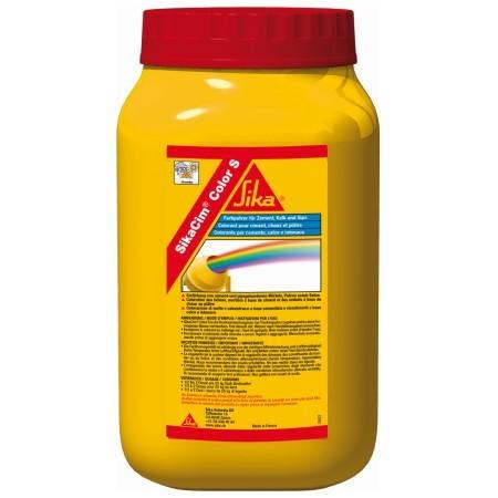 Красящий пигмент для растворов Sika SikaCim Color S / Зика Колор С