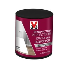 Краска для радиаторов V33 Renovation Perfection / В33
