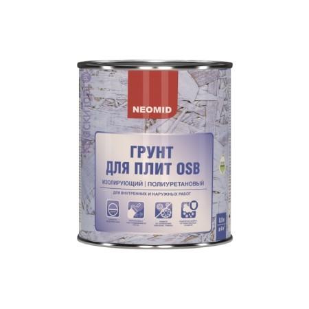 Грунт для OSB изолирующий полиуретановый Neomid / Неомид