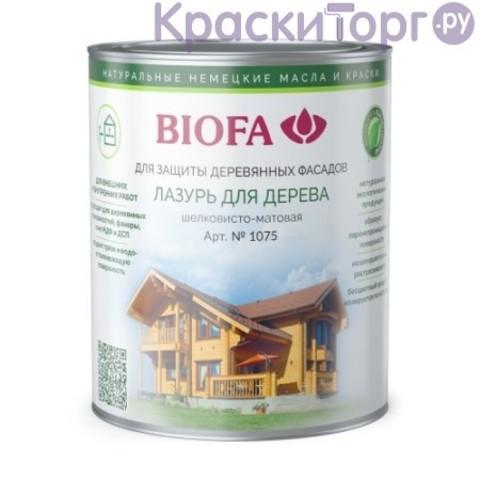 Лазурь для дерева Biofa 1075 / Биофа