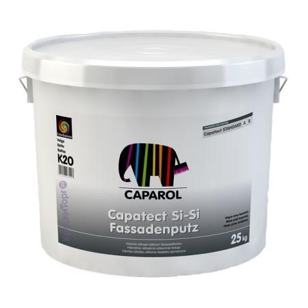 Штукатурка силикатно-силиконовая Caparol Si-Si Fassadenputz / Капарол