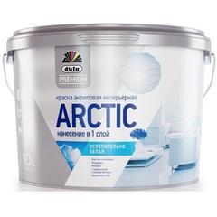 Краска акриловая интерьерная Dufa Premium Arctic / Дюфа Премиум Арктик