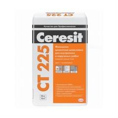 Шпатлевка фасадная финишная Ceresit CT 225 / Церезит СТ 225