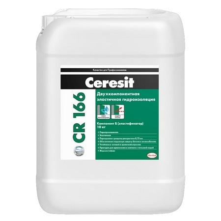 Гидроизоляционная масса двухкомпонентная Ceresit CR 166 / Церезит CR 166