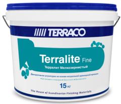 Штукатурка декоративная мраморная мелкозернистая Terraco Terralite / Террако Терралит