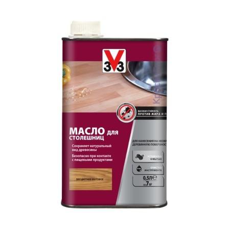 Масло для столешниц V33 / В33