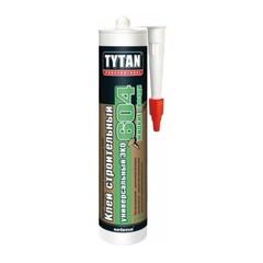 Клей строительный, универсальный Tytan Professional №604 Эко / Титан