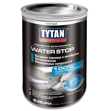 Герметик для кровли Tytan Professional WATER STOP / Титан Профессионал Ватер Стоп