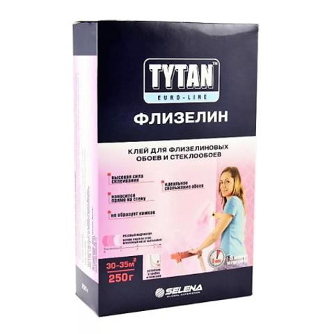 Клей для флизелиновых обоев Tytan Euro-Line / Титан