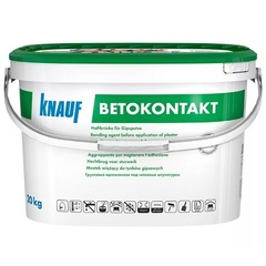 Бетонконтакт грунтовка адгезионная Knauf / Кнауф