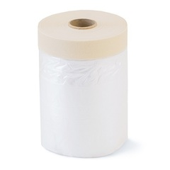Пленка защитная с клейкой бумажной лентой Color Expert / Колор Эксперт