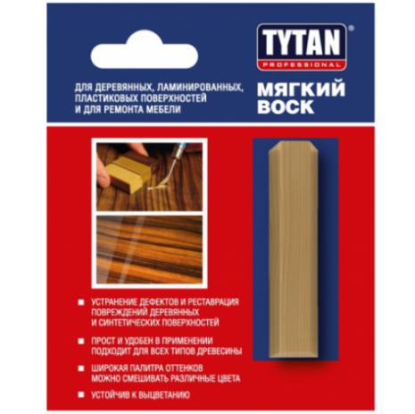 Восковой карандаш для дерева и мебели Tytan Professional / Титан Профессионал