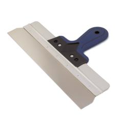 Шпатель фасадный нержавеющая сталь Color Expert / Колор Эксперт двухкомпонетная ручка