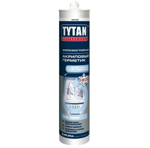 Герметик акриловый морозостойкий Tytan Professional / Титан Профессионал