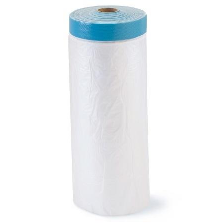 Пленка защитная с клейкой армированной лентой Color Expert / Колор Эксперт