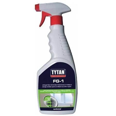 Средство от плесени и грибка без хлора Tytan Professional FG-1 / Титан