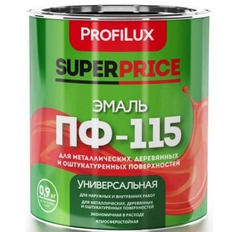 Эмаль ПФ-115 на алкидной основе ProfiLux Superprice / Профилюкс