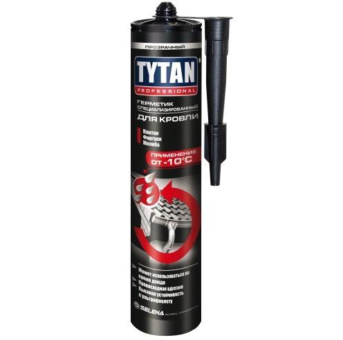 Герметик специализированный для кровли Tytan Professional / Титан Профессионал