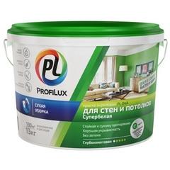 Краска акриловая для стен и потолков ProfiLux PL-04А / Профилюкс