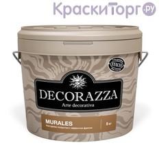 Декоративная штукатурка с эффектом плавных цветовых переходов Decorazza Murales / Декорацца Муралес