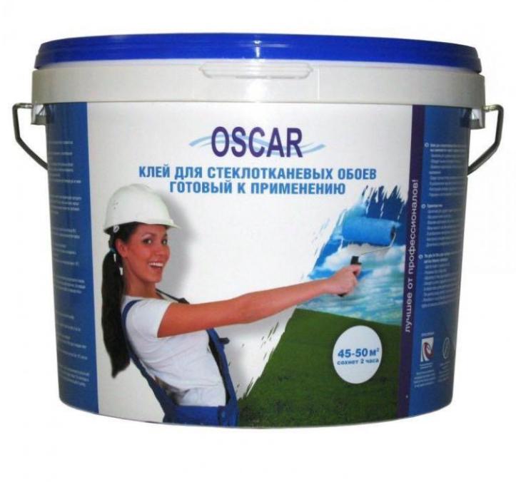 Клей для стеклообоев готовый Oscar / Оскар