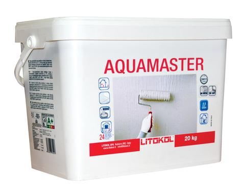 Гидроизоляция обмазочная Litokol Aquamaster / Литокол Аквамастер