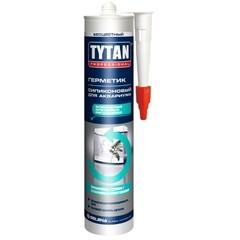 Герметик для аквариумов и стекла силиконовый Tytan Professional / Титан Профессионал