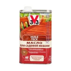 Масло для садовой мебели V33