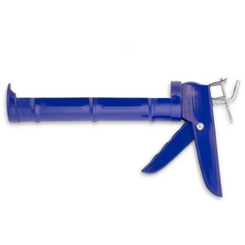 Пистолет для герметиков и жидких гвоздей Color Expert / Колор Эксперт 94101012 полукорпусной