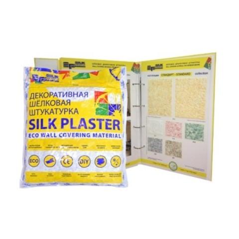 Жидкие обои Silk Plaster Стандарт / Силк Пластер