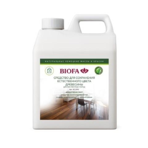 Средство для сохранения цвета древесины лиственных пород Biofa 2093 / Биофа