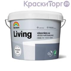 Краска для стен и потолков Beckers Living 5 / Беккерс Ливинг 5