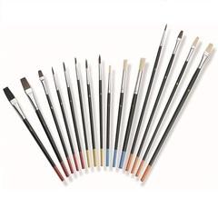 Набор художественных кистей Color Expert / Колор Эксперт 82615050 натуральная щетина