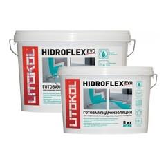 Гидроизоляционный обмазочный состав Litokol Hydroflex / Литокол Гидрофлекс