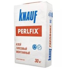 Клей гипсовый, монтажный для гипсокартона Knauf Perlfix / Кнауф Перлфикс