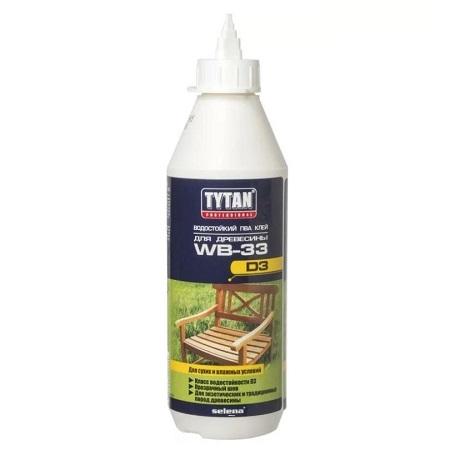 Клей для древесины ПВА Tytan Professional D3 / Титан