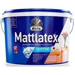 Краска латексная моющаяся Dufa Mattlatex / Дюфа Маттлатекс