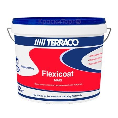 Покрытие гидроизоляционное Terraco Flexicoat Maxi/ Террако Флексикоат Макси