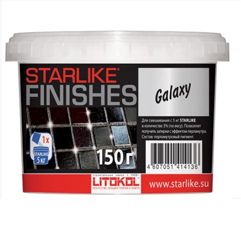 Декоративная добавка в затирку перламутровая Litokol Starlike®Finishes Galaxy / Литокол
