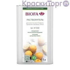 Растворитель для очистки инструмента и смоляных пятен Biofa 0500 / Биофа