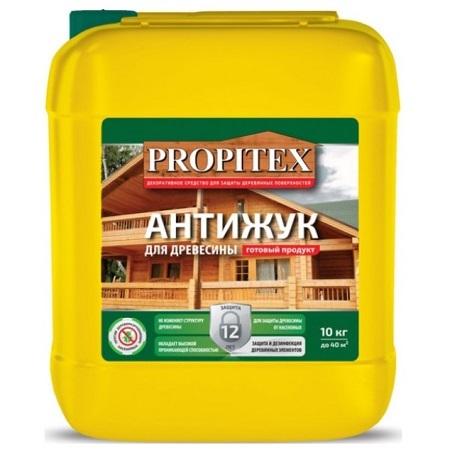 Средство для защиты и уничтожения жука Propitex Антижук / Пропитекс