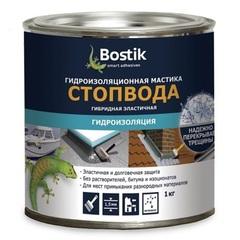 Мастика гидроизоляционная универсальная Стоп Вода Bostik / Бостик
