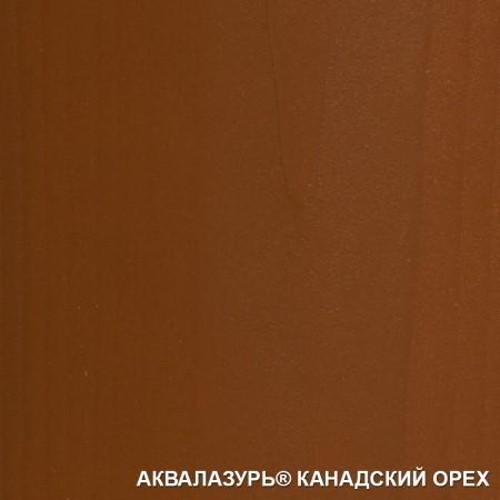 Лак защитно-декоративный для дерева Eurotex / Евротекс Аквалазурь