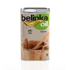 Масло влагостостойкое Belinka Oil Sauna - Paraffin / Белинка Ойл Сауна Параффин