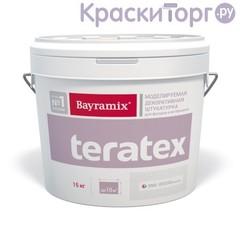 Штукатурка декоративная текстурная Bayramix Teratex / Байрамикс Тератекс