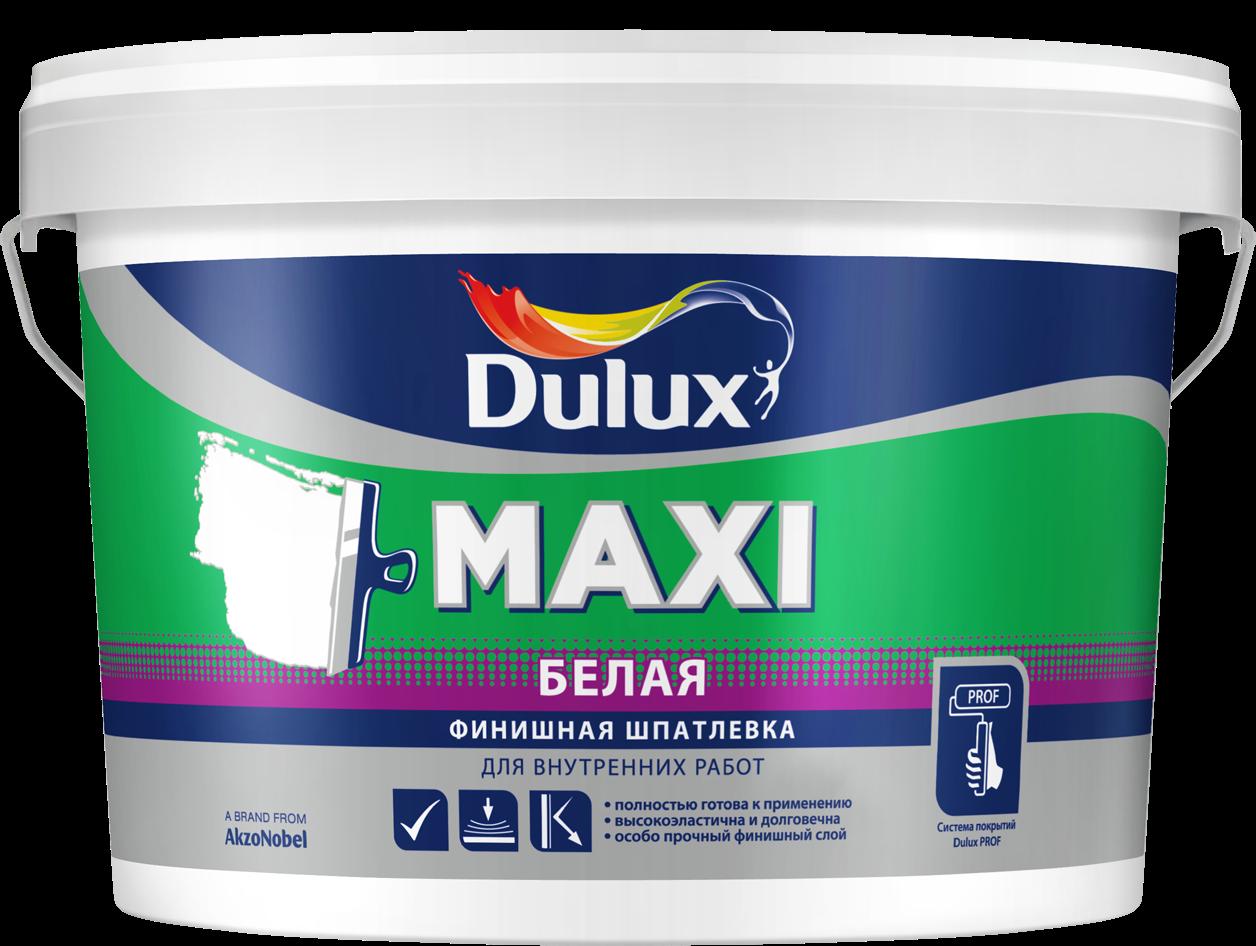 Шпатлевка финишная Dulux Maxi / Дюлакс Макси