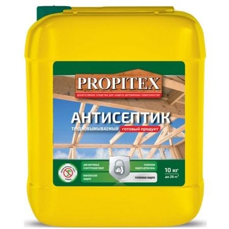 Антисептик трудновымываемый Propitex / Пропитекс