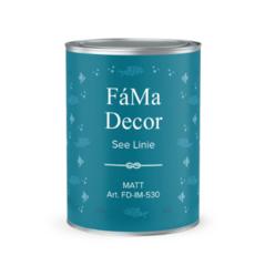 Краска интерьерная глубокоматовая Biofa FaMa Dеcor See Linie (арт.530) / Биофа ФаМа Декор